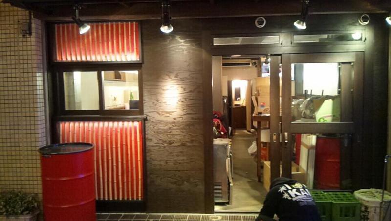 「佐渡の酒と肴 だっちゃ」女店主きたむらさやかの営業日誌 東京メトロ浅草駅から徒歩20歩!-直近の店舗の様子。